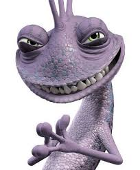 Randall from Monsters, Inc.